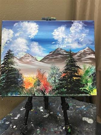 The Painter's Pot