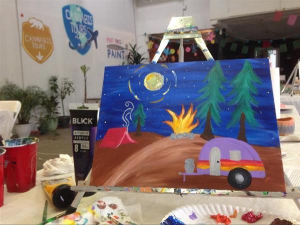 Puff, Pass & Paint
