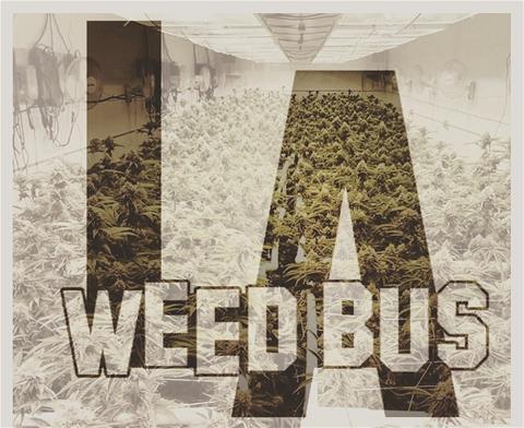 Weed Bus LA