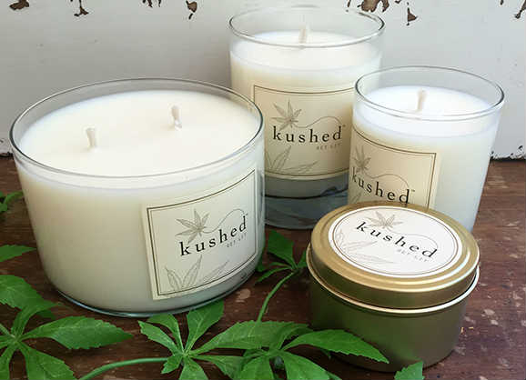Kushed Candles