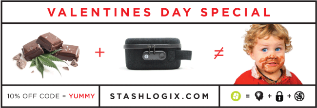 Stashlogix Highland Stash Bag