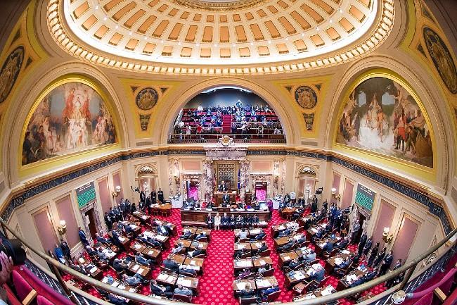 Minnesota's Senate