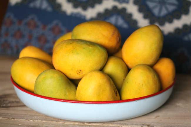 Bowl of Mangoes