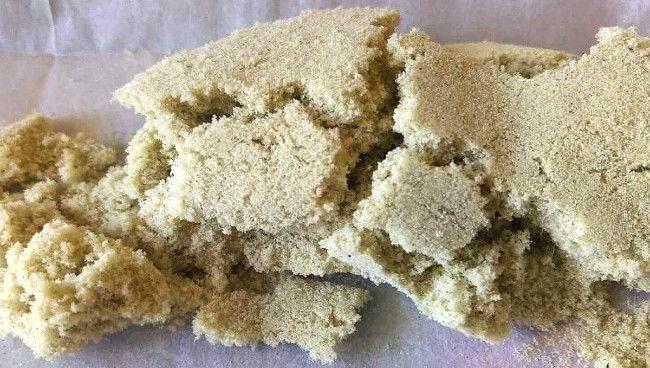 Dry sift hash aka the basicest form of solventless production