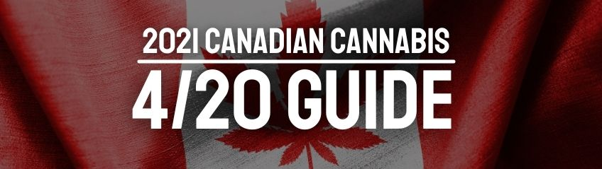 Canadian 4/20 Banner