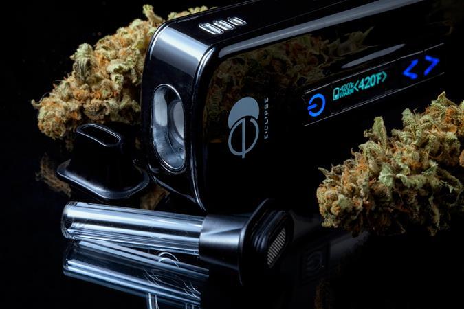 E-CLIPSE Dry Herb Vaporizer