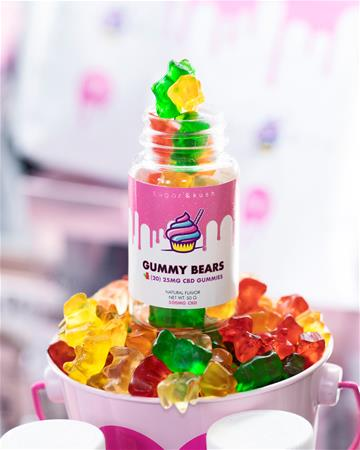 Sugar and Kush CBD Gummies