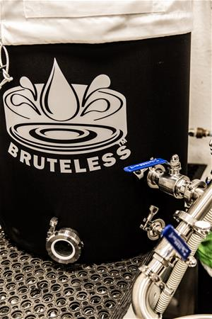 Bruteless Bubble Hash Washing Vessels