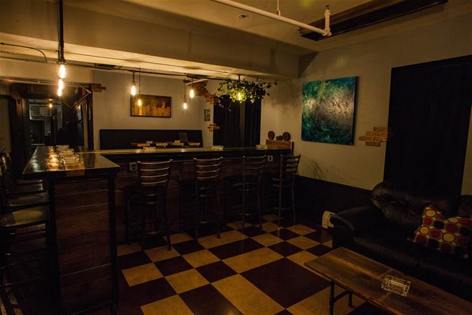 The Summit Lounge