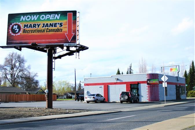 Mary Jane's - Spokane