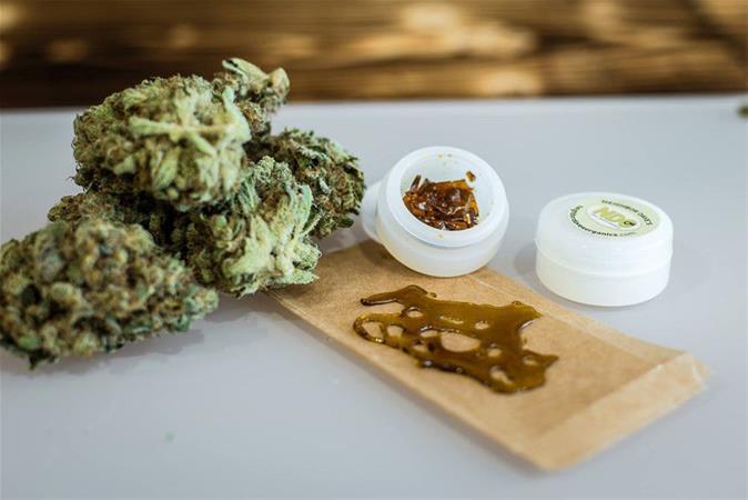 Cannabis Nation - Seaside