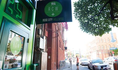 Rose City Wellness - Old Town