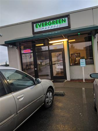 The Evergreen Market - Ikea District