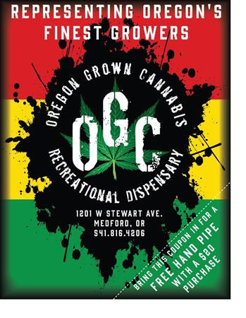Oregon Grown Cannabis