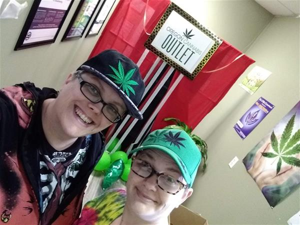 Oregon Cannabis Outlet - Salem