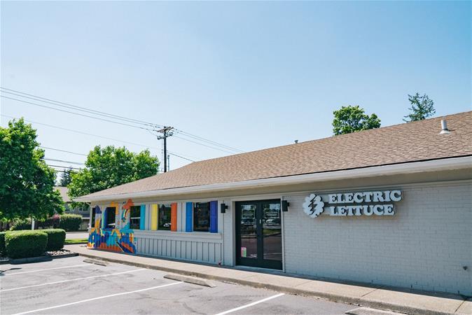 Electric Lettuce Dispensary - Oregon City