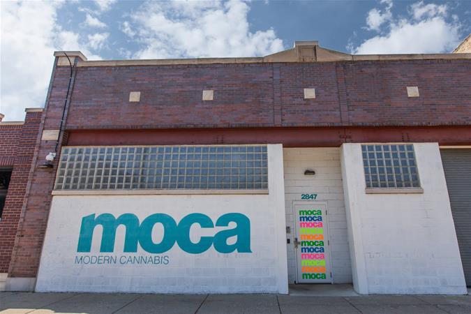 MOCA - Modern Cannabis Dispensary