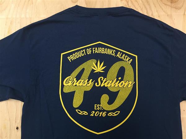 Grass Station 49 - Cushman