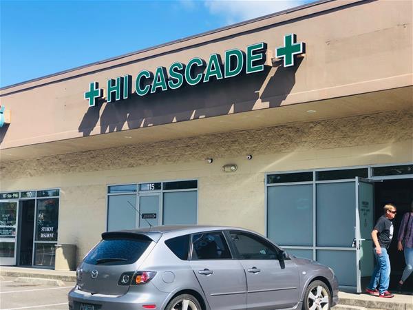 Hi Cascade