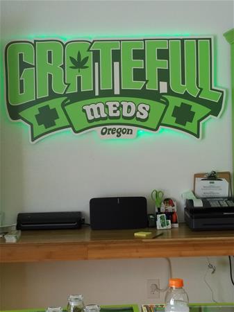 Grateful Meds - Talent