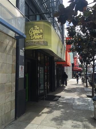 The Green Door - SF