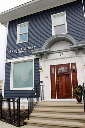 Revolutionary Clinics - Somerville
