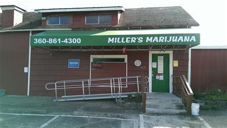 Miller's Marijuana