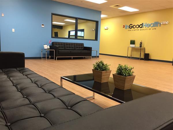 In Good Health - Brockton