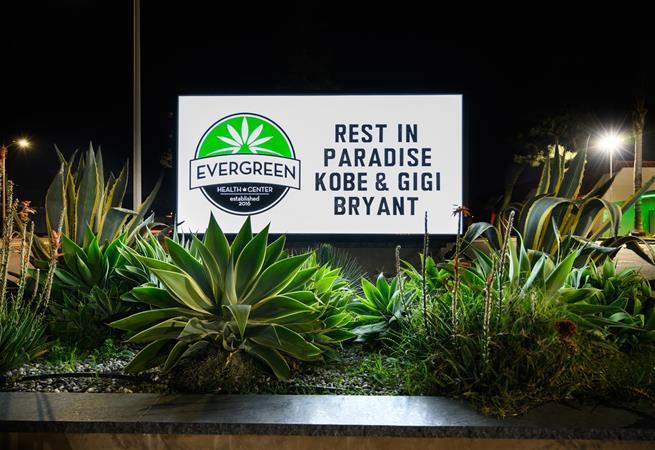Evergreen - Santa Ana