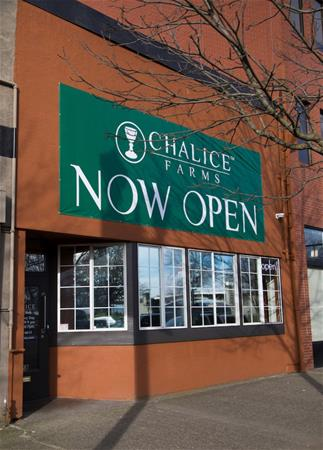 Chalice Farms - Downtown Portland
