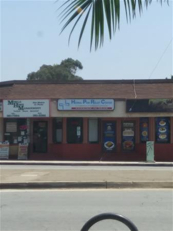 Herbal Pain Relief Center