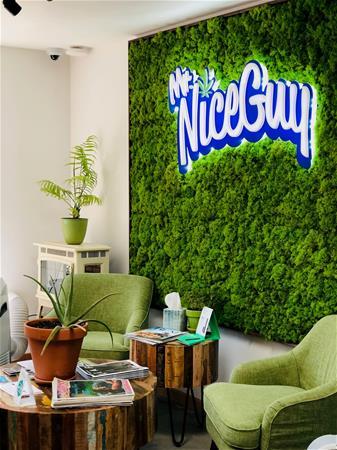 Mr. Nice Guy - Bend