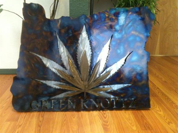 Green Knottz - La Pine