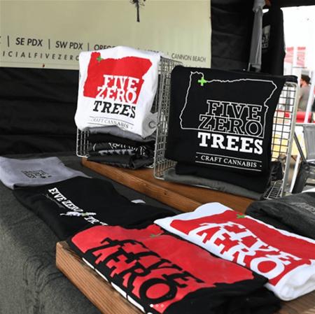 Five Zero Trees - East