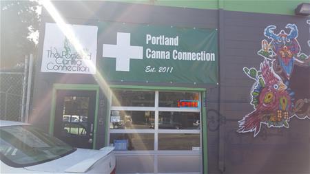 Portland Canna Connection