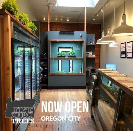 Five Zero Trees - Oregon City