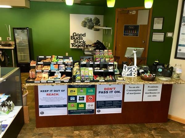 Top Shelf Cannabis - Salem