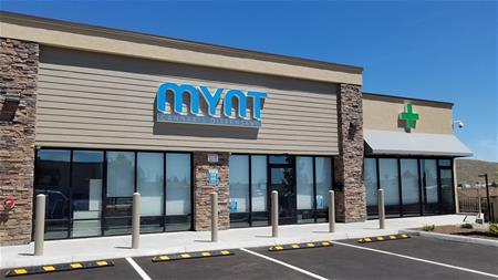 MYNT Cannabis Dispensary - North