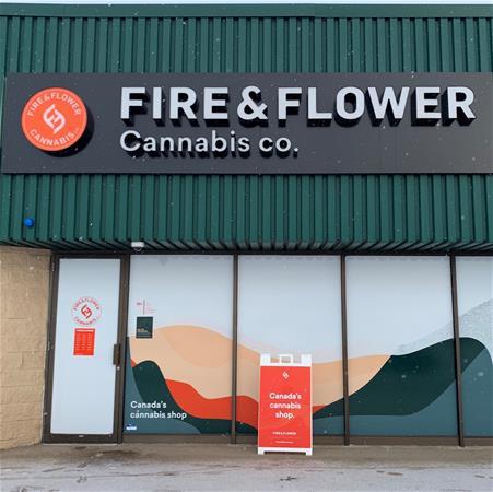 Fire & Flower - Stettler