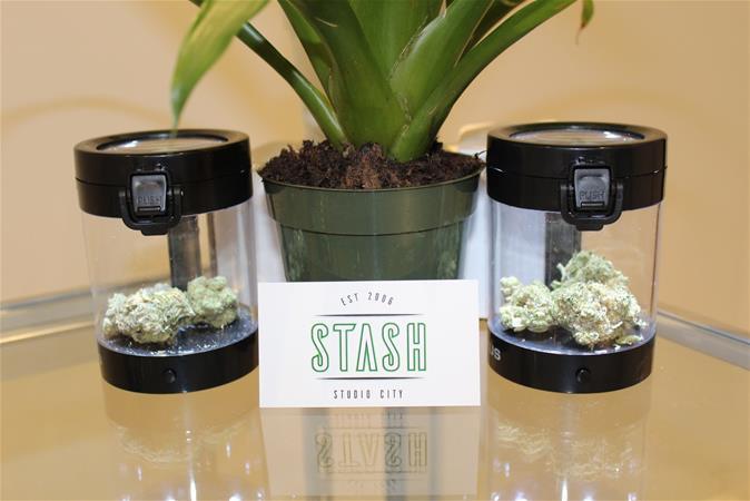 Stash Studio City