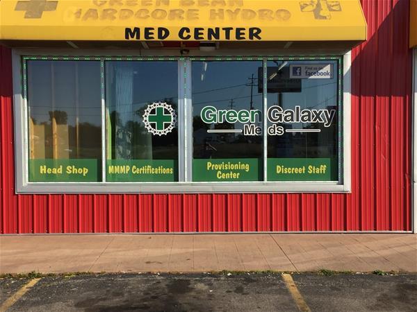Green Galaxy Meds
