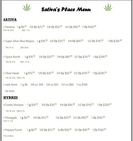 Sativa's Place