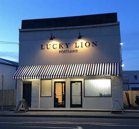 Lucky Lion