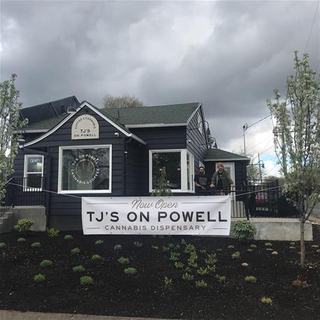 Tj's on Powell