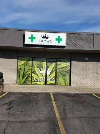Crown Cannabis - Tulsa
