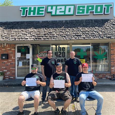 The 420 Spot