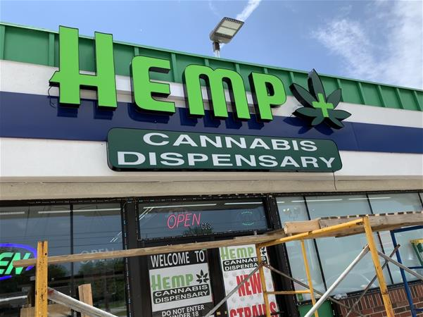 Hemp Cannabis Dispensary