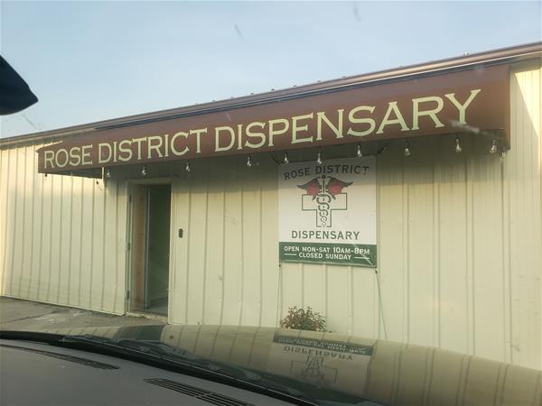 Rose District Dispensary