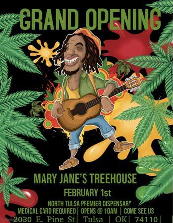 Mary Jane's Treehouse