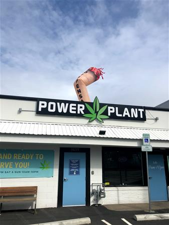 Power Plant Dispensary